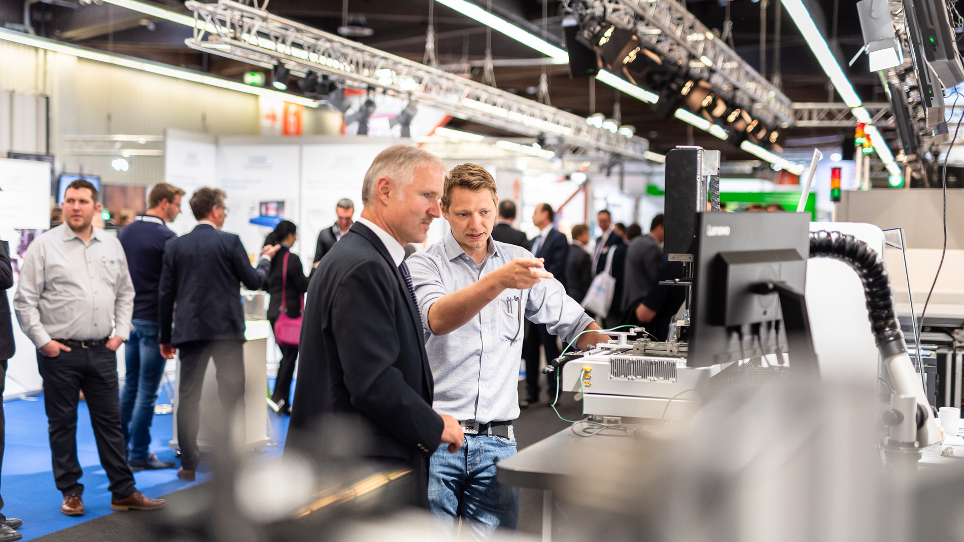 "Conversation at the production line ""Future Packaging"" with Kurtz Ersa GmbH"
