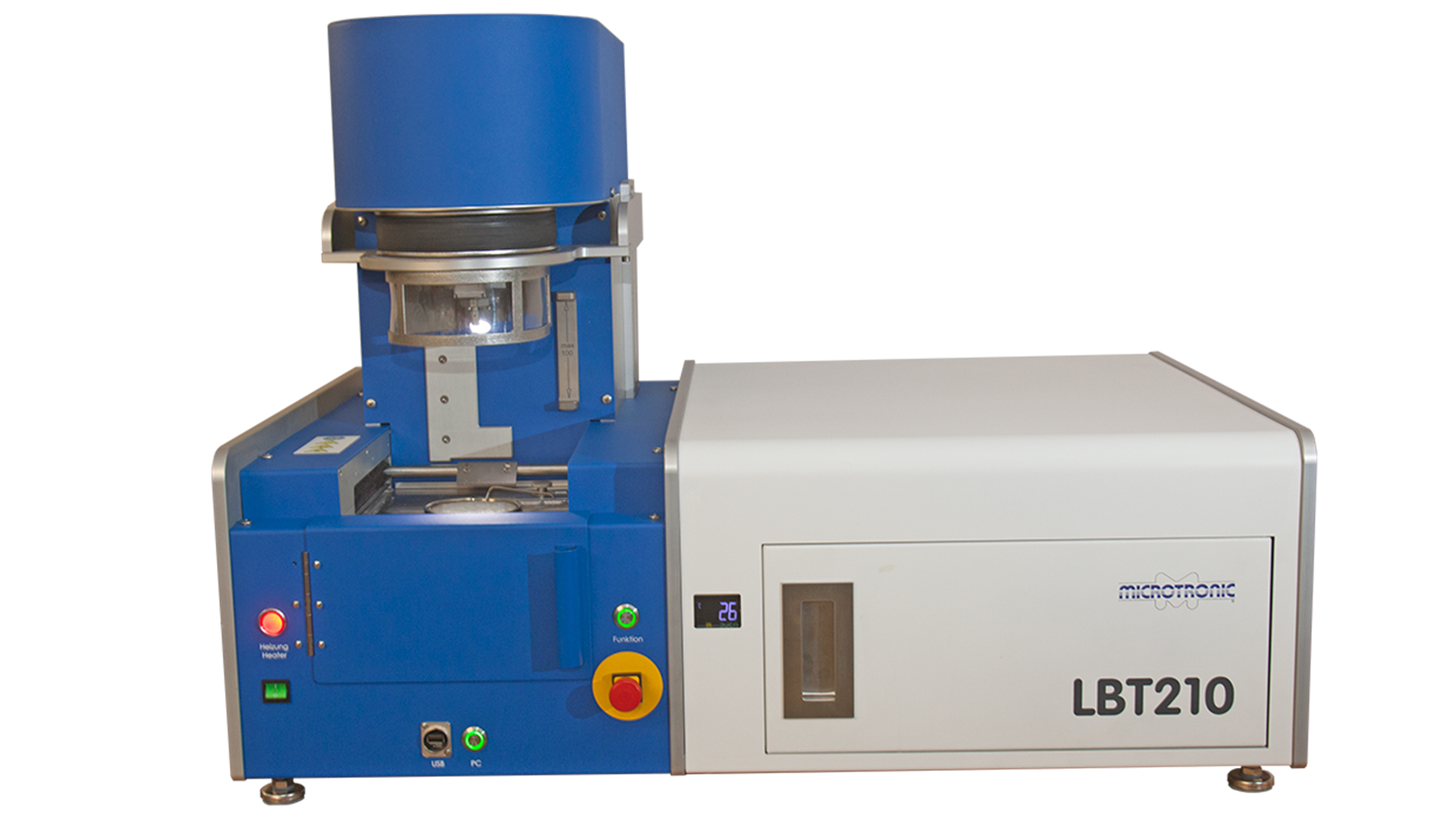 Picture 1: LBT 210 for efficient and safe solderability tests (Picture: Microtronic M. V. GmbH)